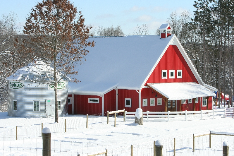 Canterbury Creek Farm School