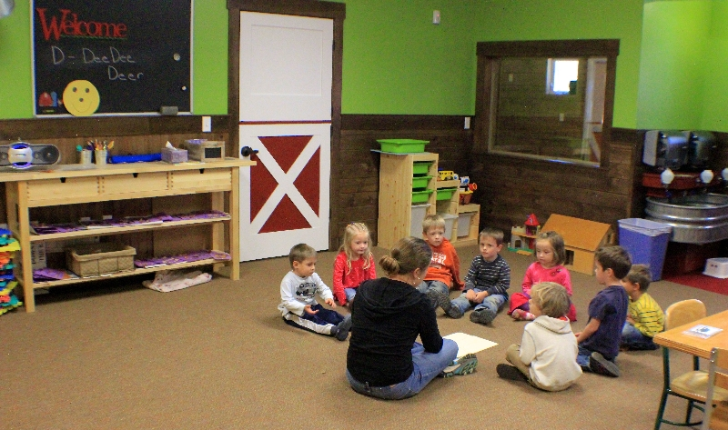 Small group learning activity